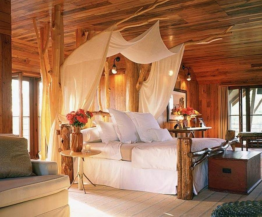 You whole tree lovers may have found sleep heaven. I think I have...