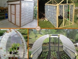 Plastic Bottle Greenhouse - The Owner-Build Network