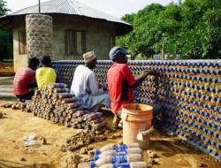 Plastic Bottle Homes - Inspiration Green