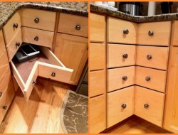 9. Tutorial Corner Cabinet Drawers - The Owner-Builder Network