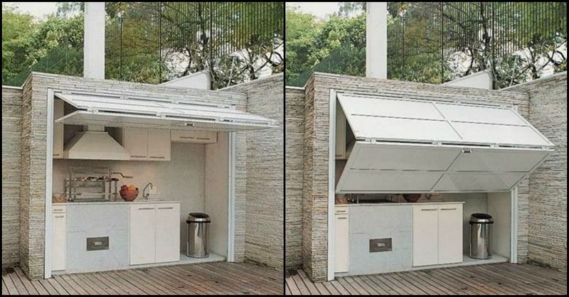 Outdoor Kitchens The OwnerBuilder Network