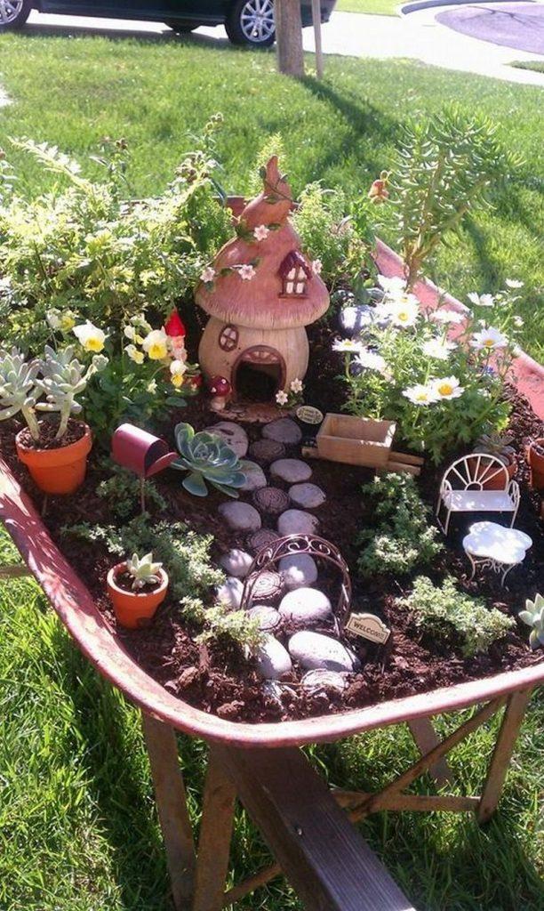 Fairy Gardens The Owner Builder Network