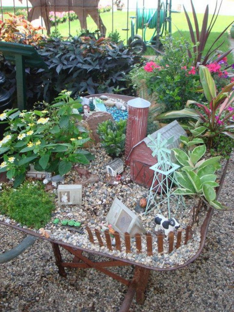 Fairy gardens the owner builder network for Fairy garden box ideas
