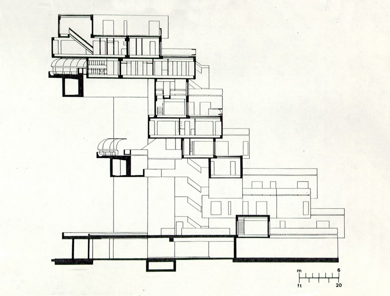 Habitat 67 - Plan 3