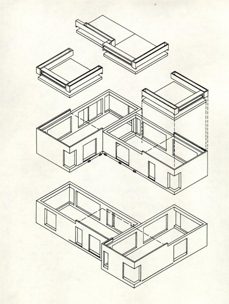 Habitat 67 - Plan 5