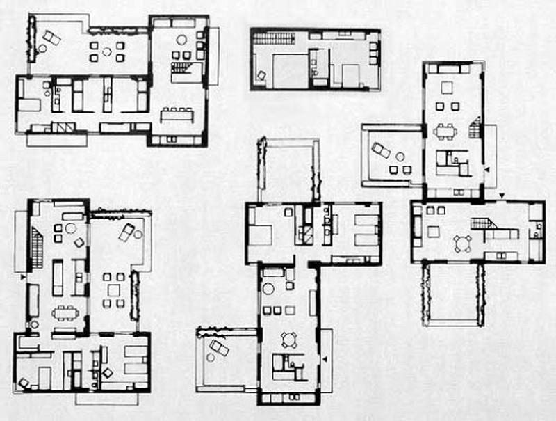 Habitat 67 - Plan 4