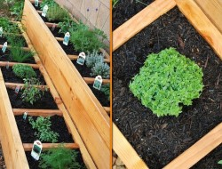 DIY Raised Bed Herb Garden - The Owner-Builder Network