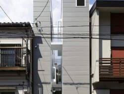 A Life With Large Opening by ON design partners - Tokyo, Japan