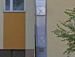 Narrowest Houses - Warsaw, Poland