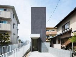 Promenade House by Kouichi Kimura Architects - Shiga Prefecture, Japan