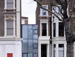 Sliver House by Boyarsky Murphy Architects - London