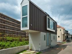Small Home in Horinouchi by MIZUISHI Architect Atelier - Suginami, Tokyo