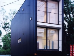 Smart and Skinny Houses in Japan