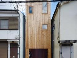 A Tiny House by Fujiwarramuro Architetects - Nada, Japan