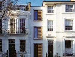 Gap House by Pitman Tozer Architects - West London