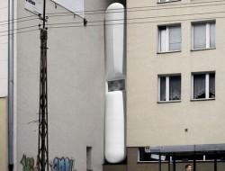 Keret House by Jakub Szczesny - Wola, Poland