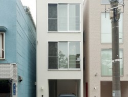 Moriyama's House by Suppose - Aichi Prefecture, Japan