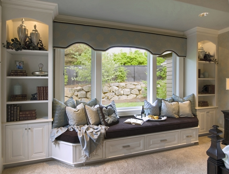 What do you think of this window seat?