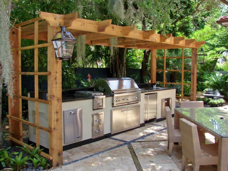 Wonderful A Lovely Kitchen If Budget Is Not An Issue :). Outdoor Kitchen