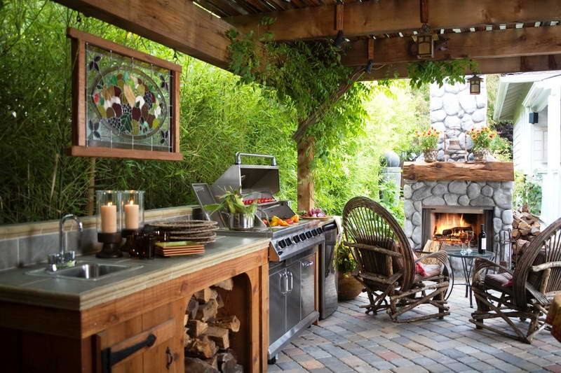 Outdoor Kitchens | Outdoor Kitchens, Outdoor Kitchen Projects