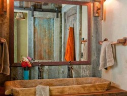 Decorative Nice Traditional Wooden Baths Ideas - Home Decor