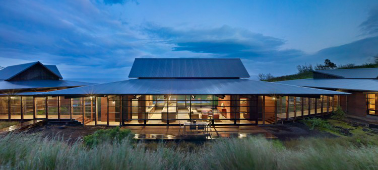 Sustainable luxury - The Slaughterhouse Beach House