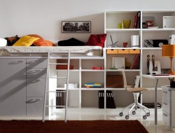 Amazing Kids and Teen Room Design Ideas - Asdara