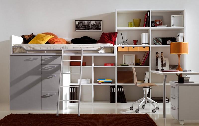 Amazing Kids and Teen Room Design Ideas - Asdara