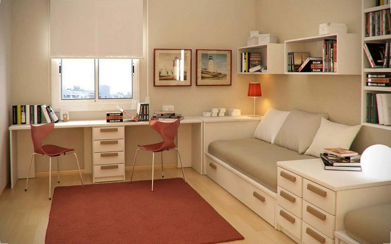 Small Floorspace Kids Rooms - Home Designing