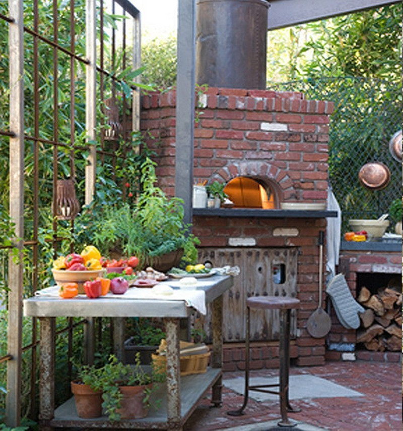 Outdoor Kitchen Cupboards: The Owner-Builder Network