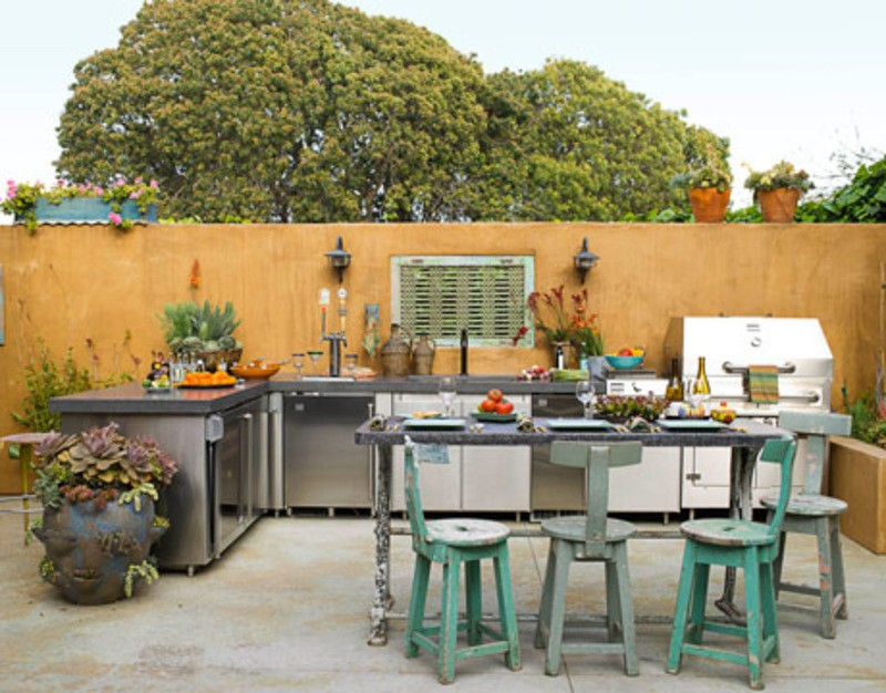 Outdoor Kitchens | The Owner-Builder Network