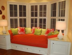 Have you got one of those large, but fairly useless landings in your house? Why not consider putting in a window seat?