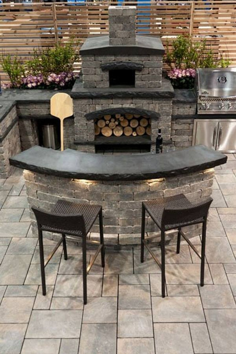 Outdoor Kitchens . Bobby Flay ... Part 29