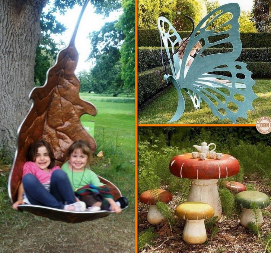 whimsy furniture. Which Of These Whimsical Outdoor Furniture Pieces Would You Love To Have In Your Yard? Whimsy