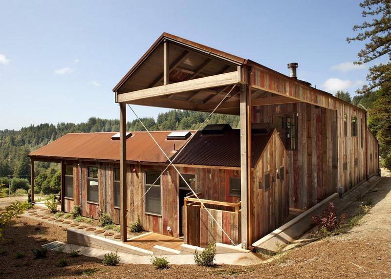 Aptos Retreat Residence by CCS Architecture - Aptos, California, USA
