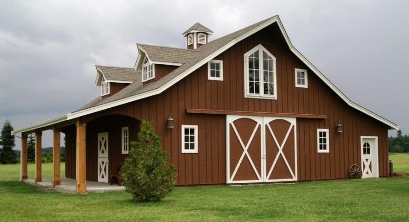 Uncle Howard's Barn - Rochester, WA