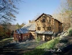 Brown Road Dutch Barn - Heritage Barns