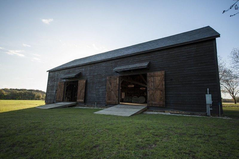 Cooke Barn - Heritage Barns