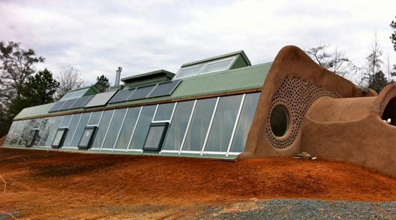 Earthship Home