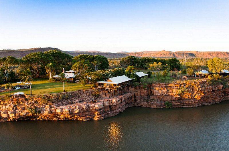 Living on the Edge - El Questro, Kimberly Gorge, Australia
