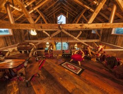 Fredericksburg Barn Home - Heritage Barns