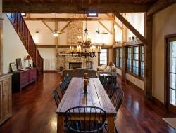 Fultonville Barn by Heritage Barns - Fultonville, Texas