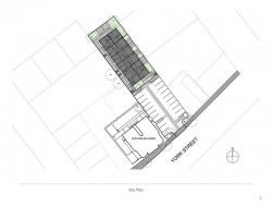 Harborview Townhouses - Site Plan