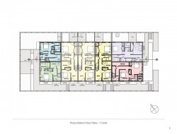 Harborview Townhouses - Three Distinct Floor Plans - 7 Units