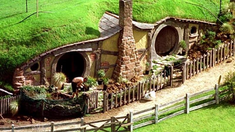 We found Bilbo Baggins's home!
