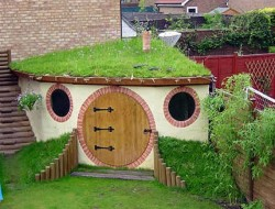 Hobbit Homes - Britain, United Kingdom