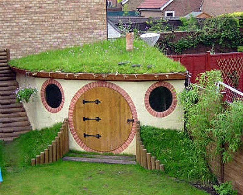 Hobbit Homes - Britain, United Kingdom