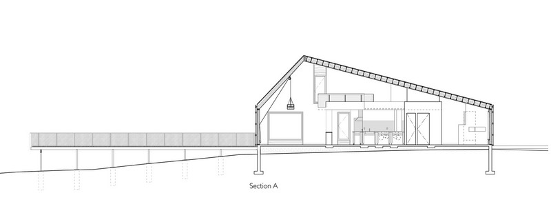 House on Limekiln Line - Section A
