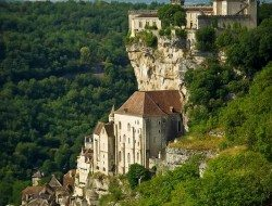 Living on the Edge - Rocamadour, France