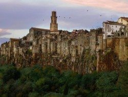 Living on the Edge - Pitigliano, Grosseto, Italy